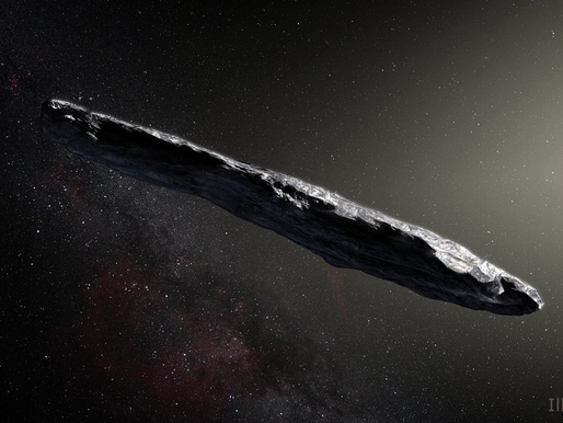 Solar System's First Interstellar Visitor Dazzles Scientists