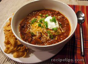 Two Chili Supper/Fundraisers for People We Love