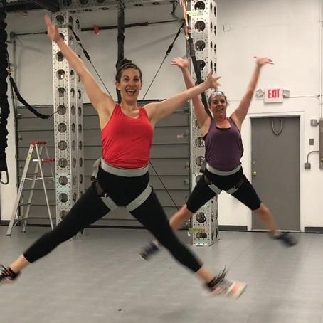 Bungee Fitness Workshop
