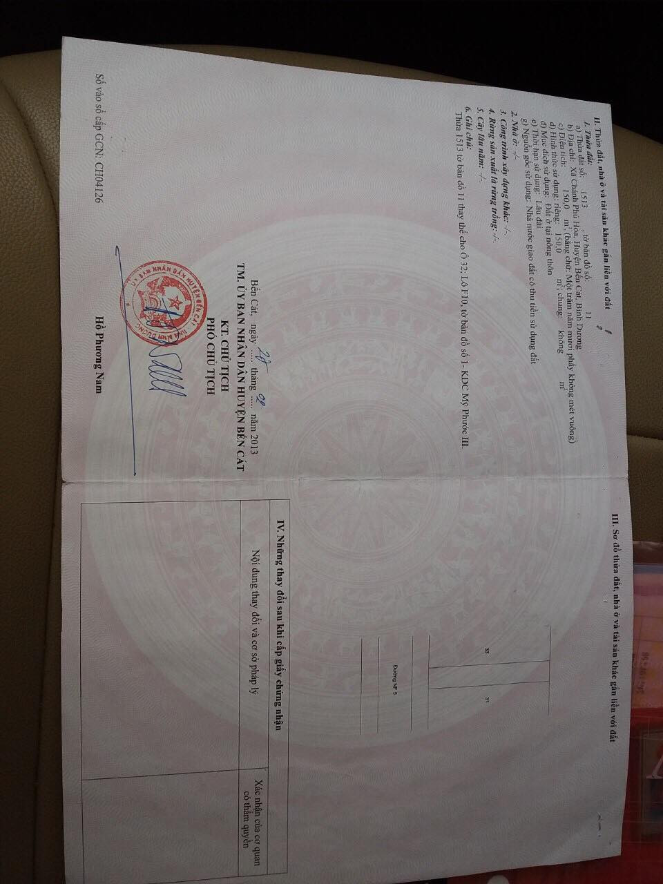 bán nhà đường NF5, KDC Mỹ Phước 3