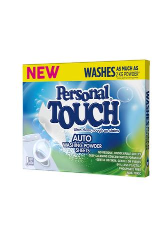 Say goodbye to washing powder and hello to washing sheets!