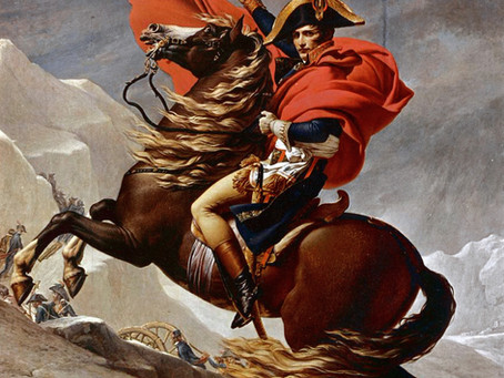 Paris Napoleônica: novo percurso do Paris de Historias!