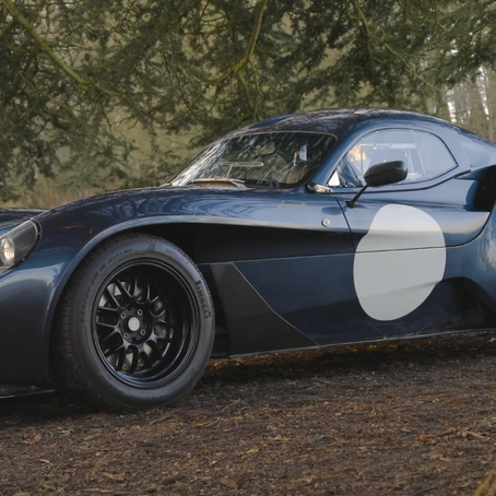 JANNARELLY DESIGN 1: THE ULTIMATE DRIVER'S CAR