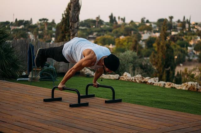 Planche Training