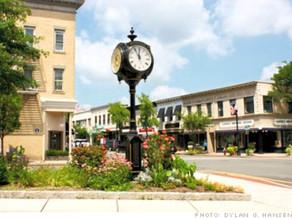 Ridgewood Town Center Clock