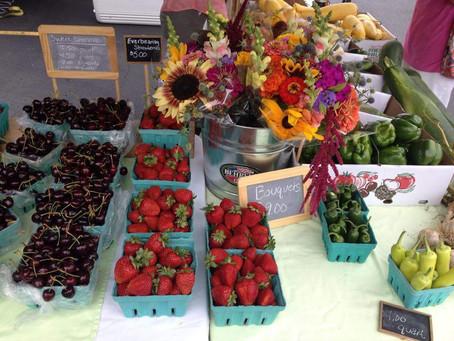 Scottsville Farmers' Market Vendor Info