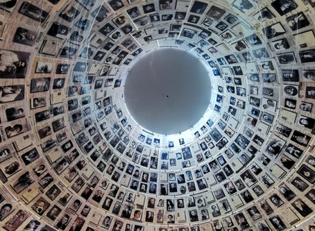 Visiting Yad Vashem is a must on your trip to Israel