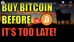 🎬 Altcoin Daily: If You Own Even A Fraction Of A Bitcoin Today You Are In An Elite Class