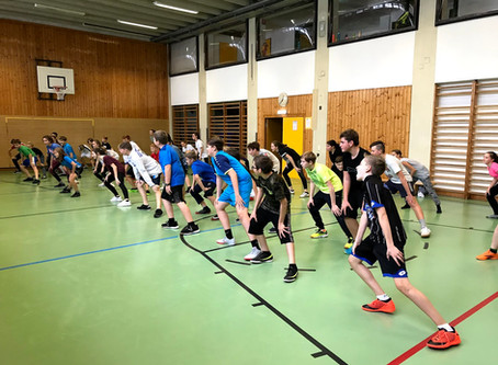 Bewegungsfreude wecken im Sportunterricht