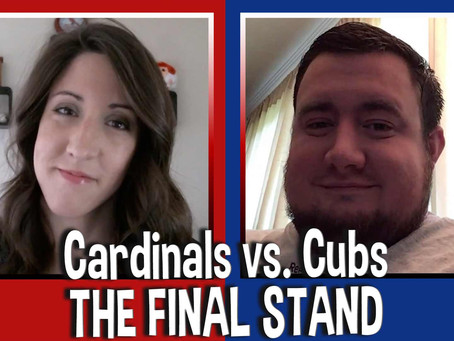 Cardinals vs Cubs || The Last Stand || Series Preview