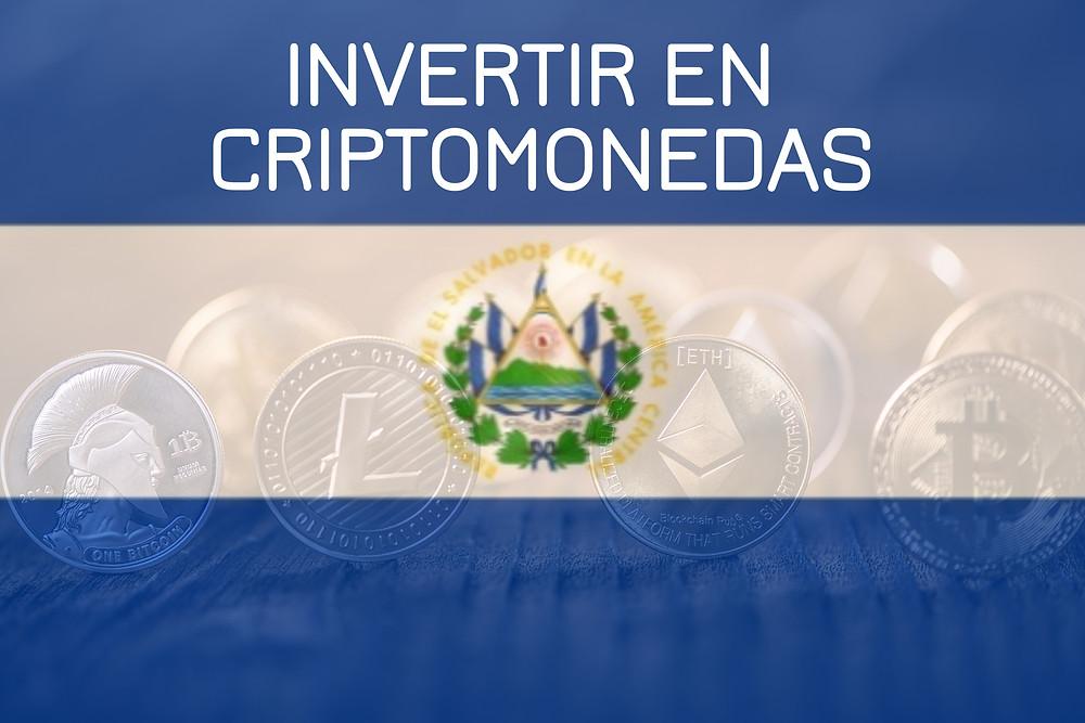 Comprar Criptomonedas en El Salvador [En 5 pasos]