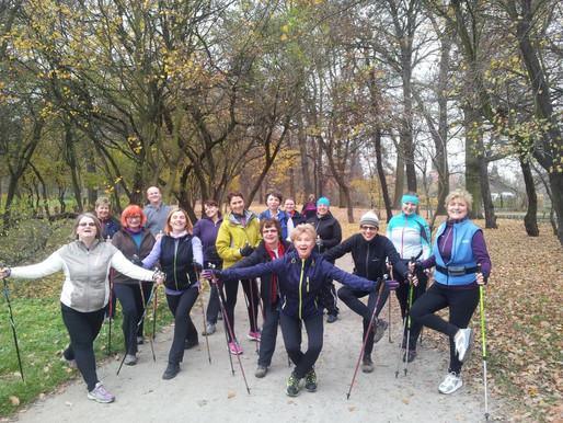 PRĘDKOŚĆ & SIŁA & WYTRZYMAŁOŚĆ - Powakacyjna reaktywacja treningów nordic walking dla zaawansowanych