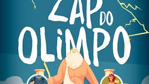 Zap do Olimpo marca o início da colab mapa lab + Ler Conecta!