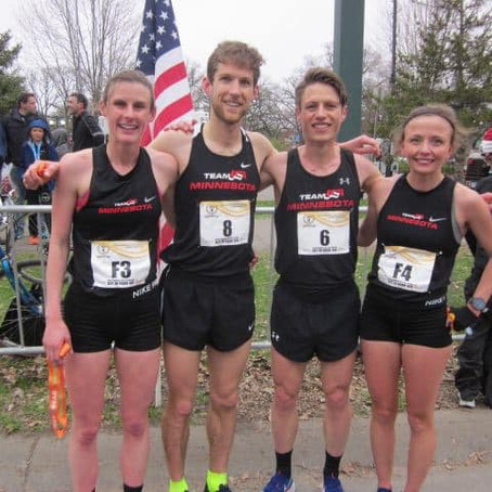 Katy & Tyler Jermann, Dakotah Lindwurm, Danny Docherty & Meghan Peyton to Race at USA 20k Champs 9/2