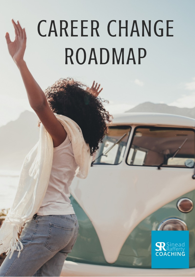 career change roadmap - guide and workbook