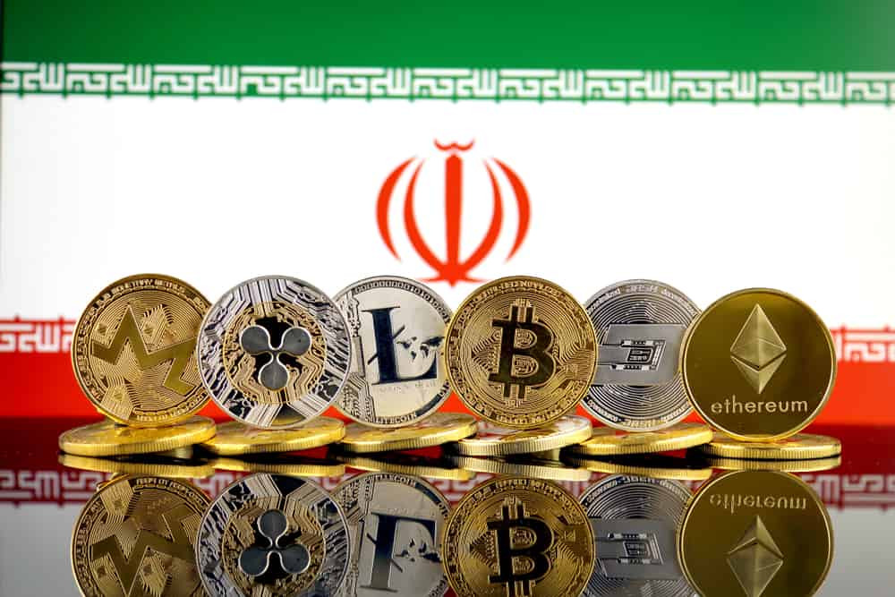Iran fears cryptocurrency sanctions by the US