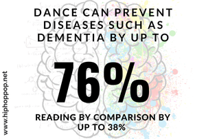 dancing strengthens neuroplasticity and mental health