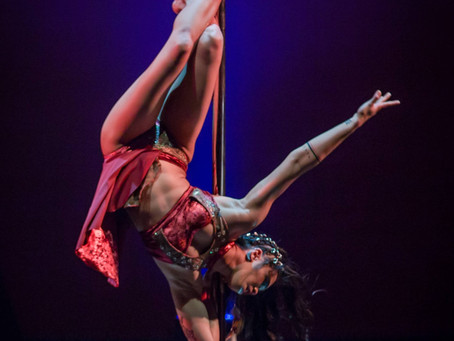A Few Moments with Pole Shapes Honoree Noelle