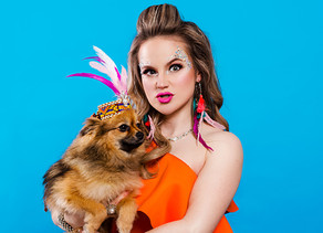 CANCELLED - #FirstWorldWhiteGirls - Spirit Animal (Fri 3 April, 7.30pm)