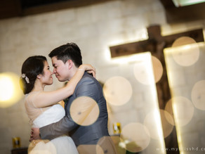 { David + Gina } A Wedding at Escala Hotel and Chapel on the Hill | Tagaytay Photo & Video Coverage