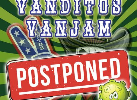 VJ2 Postponed