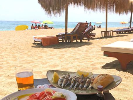 Marbella Outdoor Dining - Sidewalk, Beach and Terrace