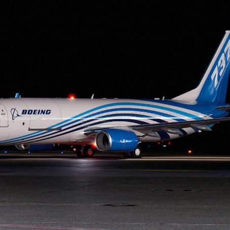 Boeing recibe su primer pedido en lo que va del 2020