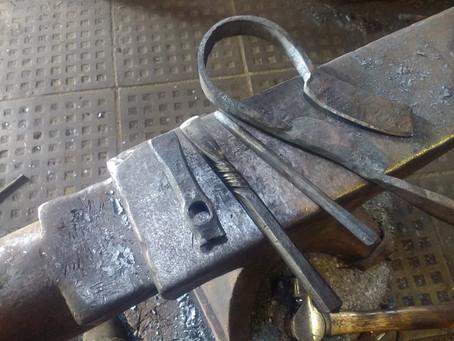 Arrowsmithing tool work