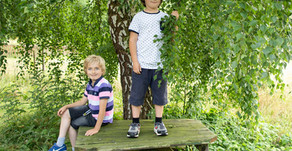 It's Great Fun in the Garden-Cheap Outdoor Play & Home Learning Activities in  #Lockdown