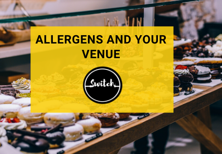 What is your responsibility when it comes to allergens?