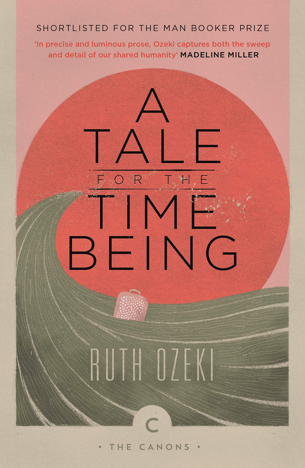 A Tale for the Time Being by Ruth Ozeki : the book slut book reviews thebookslut