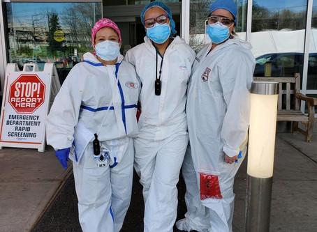 Support New Jersey Healthcare Fight Coronavirus
