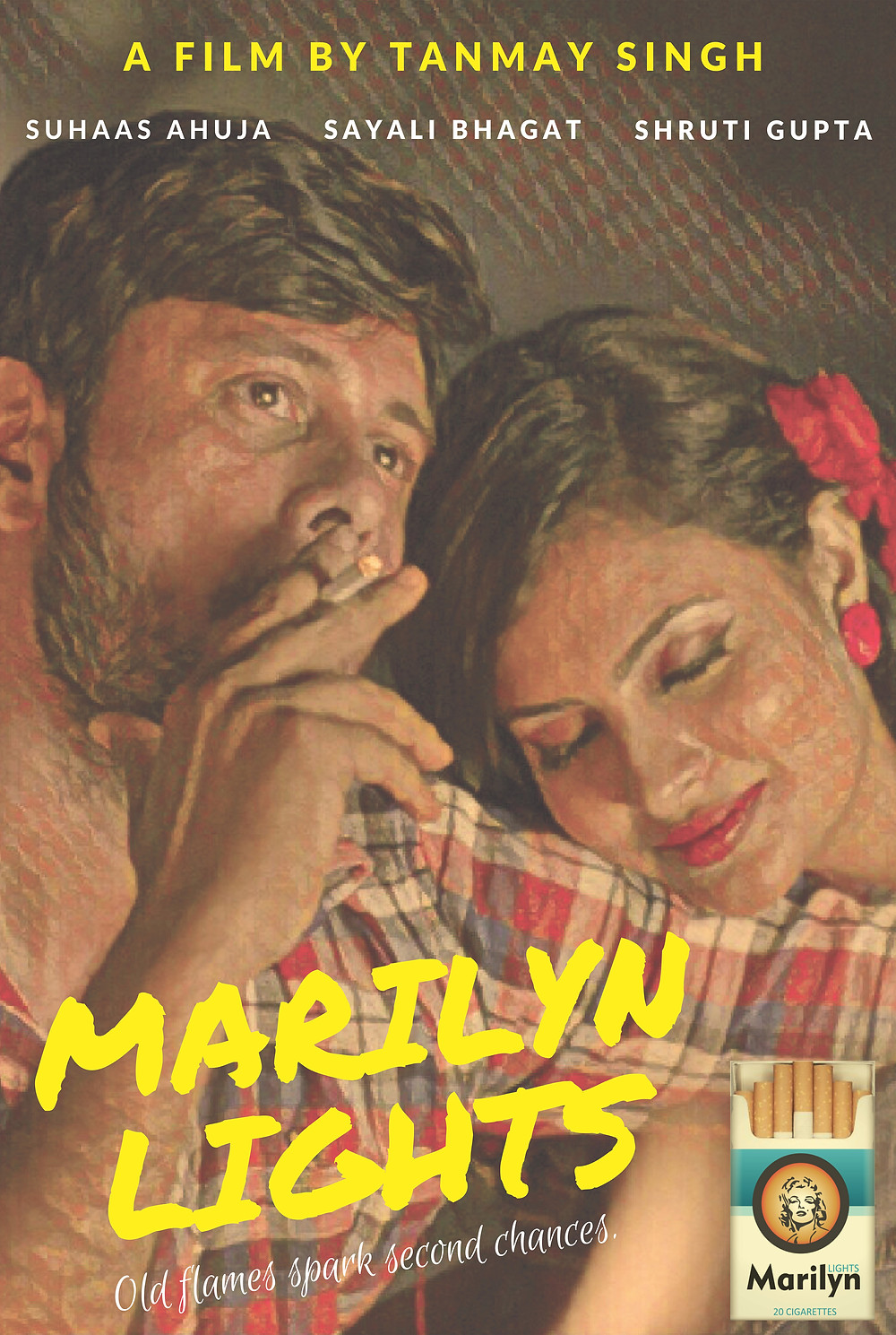 Marilyn Lights short film review