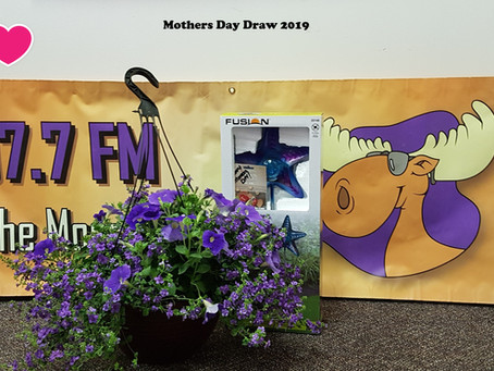Mothers Day Draw