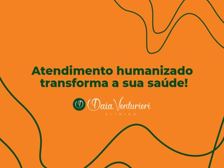Atendimento humanizado transforma a sua saúde!