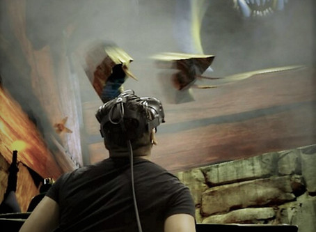 Why VR Needs to Be Your Next Attraction