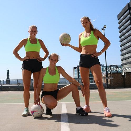 Group/Team Netball Coaching