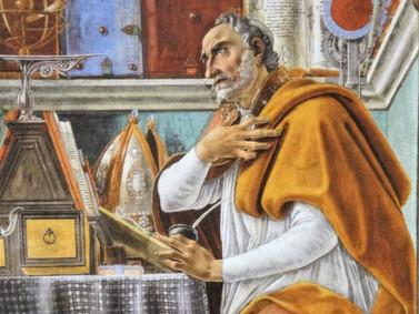 アウグスティヌスの世界 その人生・思想・神学・信仰・教訓