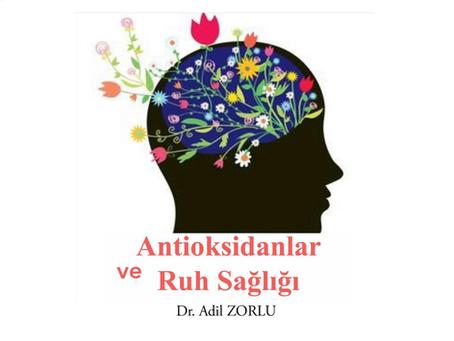 Antioksidanlar ve Ruh sağlığı