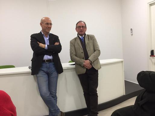 Visita all'Azienda Dental World        del socio Felice Sciancalepore