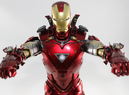 Hot Toys: Iron Man Mark VI (DieCast Edition)
