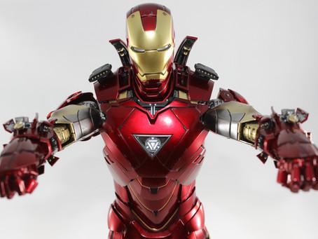 Hot Toys: Iron Man Mark VI (DieCast Edition)