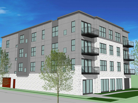 Tangletown apartment proposal approved