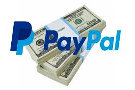 Just enter your Paypal address to receive instant money!