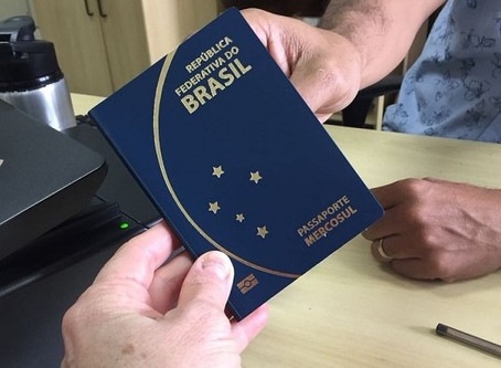 Cartórios poderão emitir RG e passaportes.
