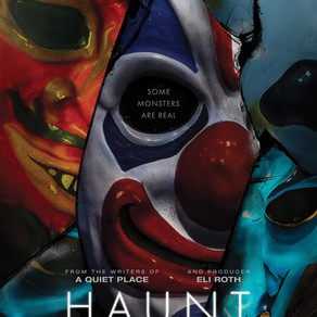 Haunt (2019) - It's All Shits & Giggles Till Someone Giggles & Shits.