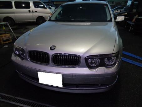 BMW 745  71,000km