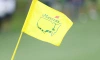 Masters golf tournament flag