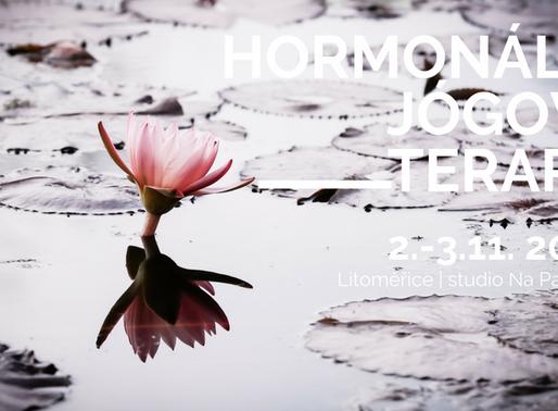 Hormonální jógová terapie 2.-3.11.2018
