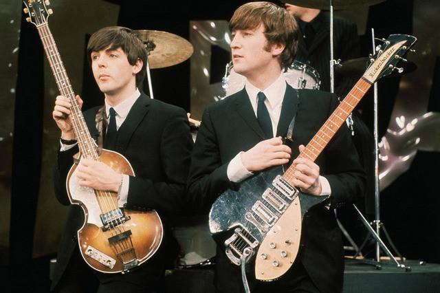 Пол Маккартни и Джон Леннон | Rock Auto Club